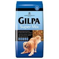 Gilpa Super Mix Complete Adult Dry Dog Food 15kg big image