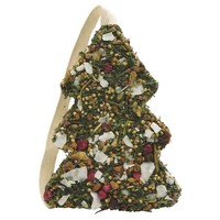 Rosewood Naturals Festive Fruit Christmas Tree for Small Animals big image