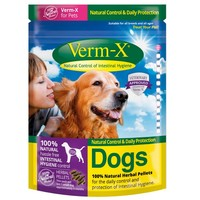 Verm-X Pellets for Dogs big image
