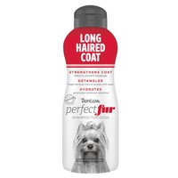 TropiClean Perfect Fur Shampoo for Dogs (Long Haired Coat) 473ml big image