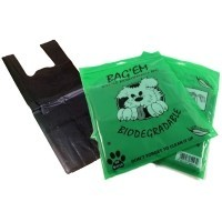 Bag Em Scented Biodegradable 50 Dog Poop Bags big image