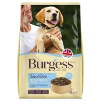 Burgess Sensitive Puppy Food (Turkey & Rice) big image