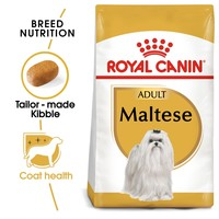 Royal Canin Maltese Dry Adult Dog Food 1.5kg big image