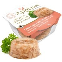Applaws Adult Cat Food Layers in Jelly 12 x 70g (Tuna with Prawn) big image