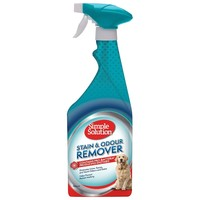 Simple Solution Stain and Odour Remover for Dogs 750ml Spray big image