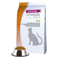 Eukanuba Veterinary Diets Renal for Cats 1.5kg big image
