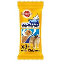 Pedigree Denta Tubos Puppy Treats (3 Pack) big image