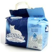 Catsan Hygiene Cat Litter White big image