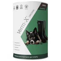 Verm-X Original Crunchies for Dogs big image