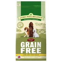 James Wellbeloved Adult Dog Grain Free Dry Food (Lamb & Vegetables) big image