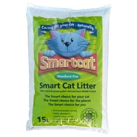 Smart Cat Litter Wood big image