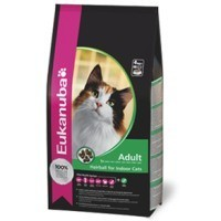 Eukanuba Cat Adult Hairball Control For Indoor Cats big image