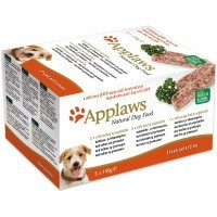 Applaws Adult Dog Food Pate 5 x 150g Trays (Fresh Selection) big image