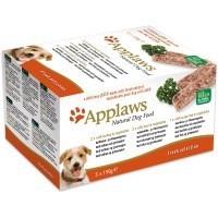 Applaws Adult Dog Food Pate 5 x 150g Trays (Fresh Selection) big image