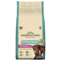 Harringtons Complete Hypoallergenic Dry Food for Adult Dogs (Lamb with Brown Rice) 5kg big image