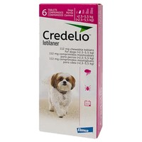 Credelio 112.5mg Tablets (6 Pack) big image