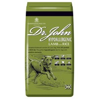 Dr John Hypoallergenic Adult Dry Dog Food (Lamb with Rice) big image
