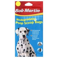 Bob Martin Biodegradable Poop Scoop Bags big image