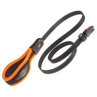 Ferplast ErgoComfort Matic Dog Lead (Orange) big image