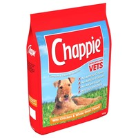 Chappie Complete Adult Dry Dog Food (Chicken & Wholegrain) 15kg big image