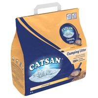 Catsan Clumping Cat Litter 5Lt big image