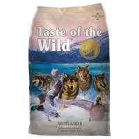 Taste of the Wild Wetlands Dog Food (Roasted Fowl) big image
