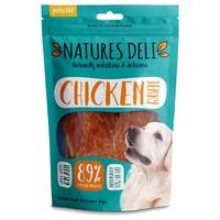 Natures Deli Chicken Jerky 100g big image