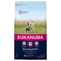Eukanuba Growing Puppy Toy Breed Dog Food (Chicken) 2kg big image