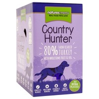 Natures Menu Country Hunter Dog Food 6 x 150g Pouches (Farm Reared Turkey) big image