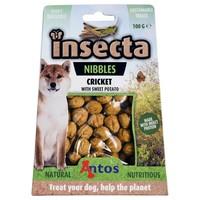 Antos Insecta Nibbles Dog Treats 100g big image