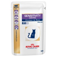Royal Canin Sensitivity Control Pouches for Cats big image