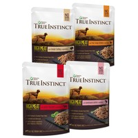 True Instinct High Meat Fillets Dog Food (Multipack) big image