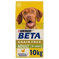Beta Grain Free Adult Dog Dry Food (Chicken) big image