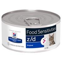 Hills Prescription Diet ZD Tins for Cats big image