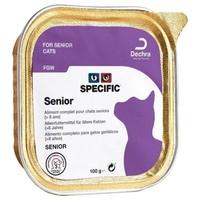 SPECIFIC FGW Senior All Breeds Wet Cat Food big image