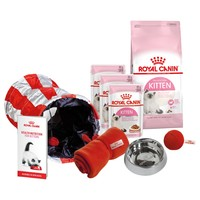 Royal Canin Second Age Kitten Starter Pack big image