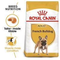 Royal Canin French Bulldog Dry Adult Dog Food big image