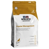 Specific Crystal Management Dry Cat Food big image