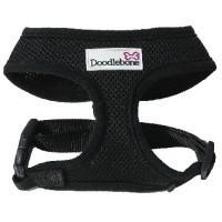 Doodlebone Soft Vest Harness (Black) big image