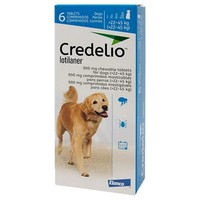 Credelio 900mg Chewable Tablets for Dogs (6 Pack) big image