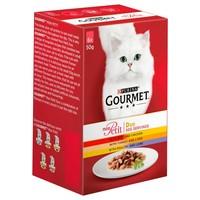 Purina Gourmet Mon Petit Duo Wet Cat Food (Meat Selection) big image
