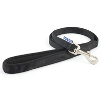 Ancol Heritage Nylon Dog Lead (Black) big image