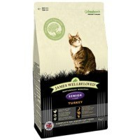 James Wellbeloved Senior Cat Turkey & Rice Cat Food big image