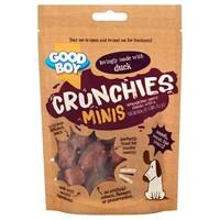 Good Boy Crunchies Minis Dog Treats (Duck) 60g big image