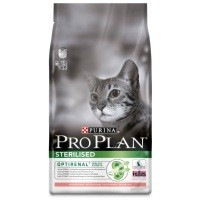 Purina Pro Plan OptiRenal Sterilised Adult Cat Food (Salmon) big image