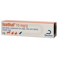 Isathal 10mg/g Eye Ointment 3g big image