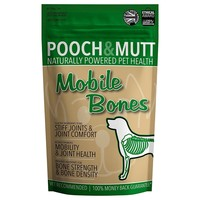 Pooch & Mutt Mobile Bones Canine Joint Supplement 200g big image