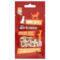 Good Boy Mini Bites Dog Treats 70g big image