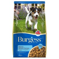 Burgess Puppy Food (Chicken) big image