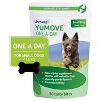 Lintbells YuMOVE One-a-Day Tasty Bites Joint Supplement for Dogs big image